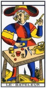 Arcana 1 - Magicianul