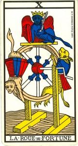 Arcana 10 - Roata norocului