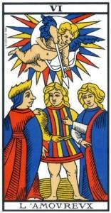 Arcana 6 - Indragostitul